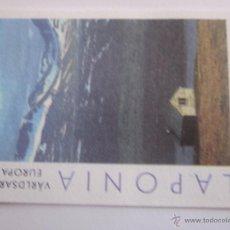 Sellos: SERIE SELLOS TEMA EUROPA 2004 VACACIONES CARNET SUECIA. NUEVO. Lote 48311699