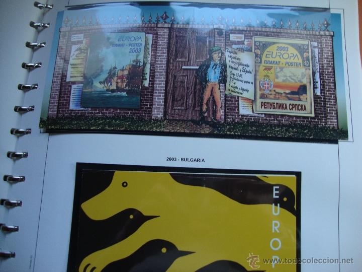 Sellos: CARNETS EUROPA AÑO 2003 PERFECTOS VER FOTOS ADICIONALES - Foto 2 - 48422050