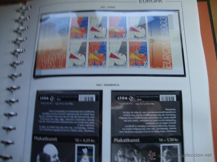 Sellos: CARNETS EUROPA AÑO 2003 PERFECTOS VER FOTOS ADICIONALES - Foto 3 - 48422050