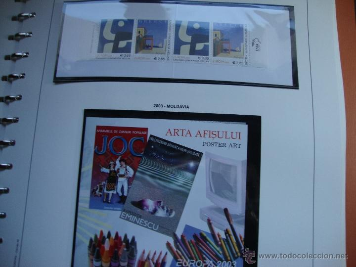 Sellos: CARNETS EUROPA AÑO 2003 PERFECTOS VER FOTOS ADICIONALES - Foto 5 - 48422050