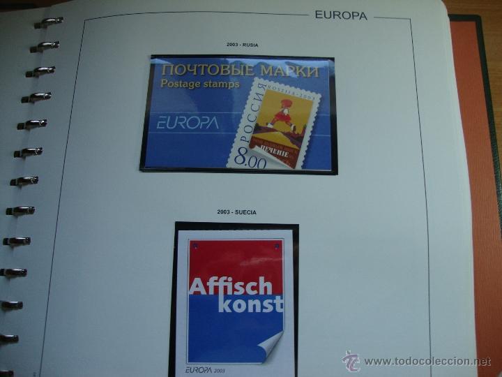 Sellos: CARNETS EUROPA AÑO 2003 PERFECTOS VER FOTOS ADICIONALES - Foto 6 - 48422050