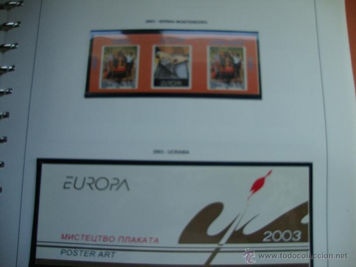 Sellos: CARNETS EUROPA AÑO 2003 PERFECTOS VER FOTOS ADICIONALES - Foto 7 - 48422050