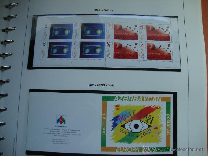 Sellos: CARNETS EUROPA AÑO 2003 PERFECTOS VER FOTOS ADICIONALES - Foto 8 - 48422050