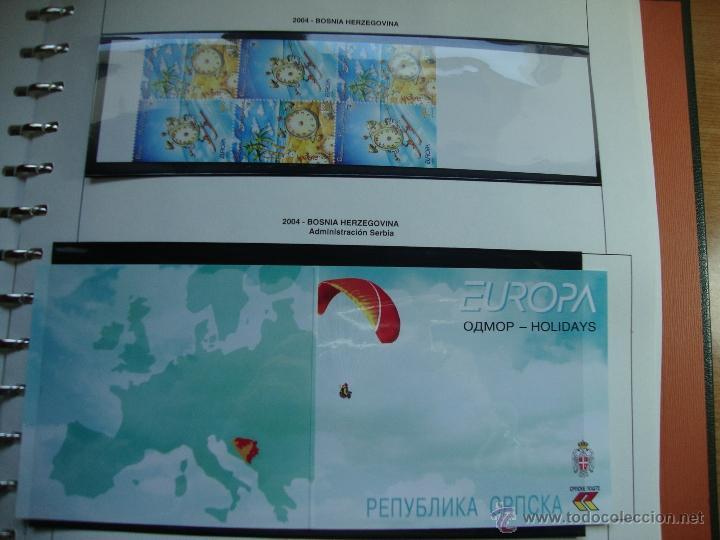 Sellos: CARNET TEMA EUROPA AÑO 2004 NUEVOS PERFECTOS VER FOTOS - Foto 2 - 48422757