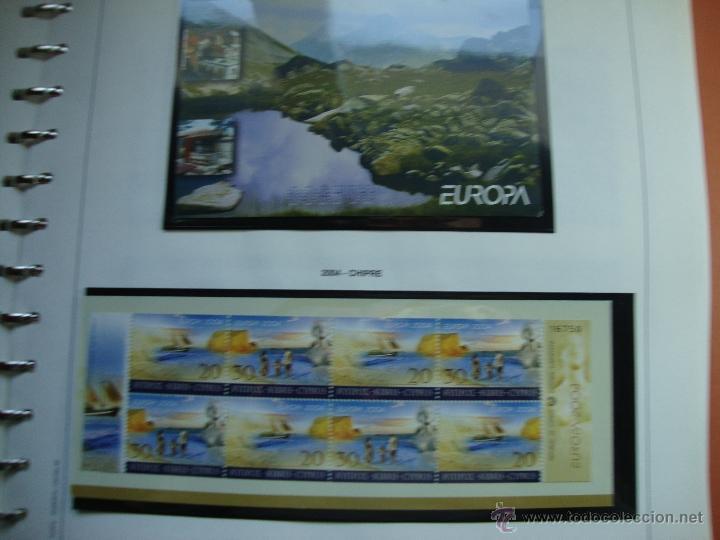Sellos: CARNET TEMA EUROPA AÑO 2004 NUEVOS PERFECTOS VER FOTOS - Foto 3 - 48422757