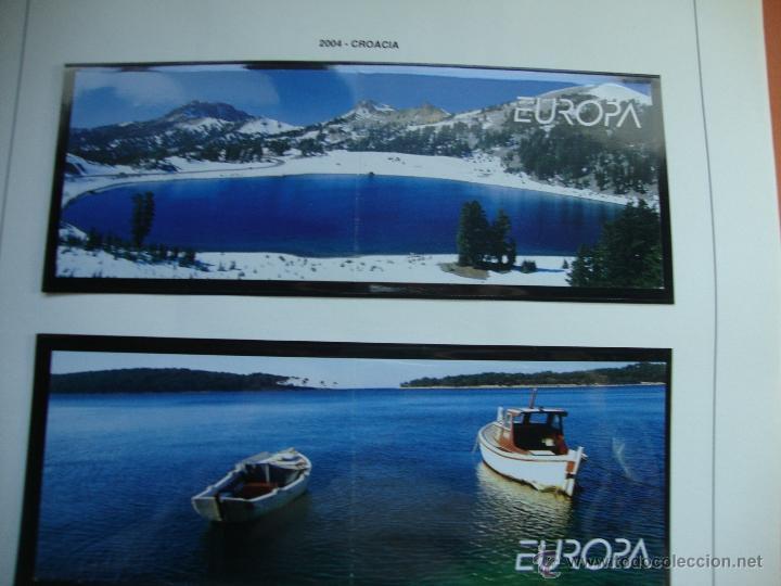 Sellos: CARNET TEMA EUROPA AÑO 2004 NUEVOS PERFECTOS VER FOTOS - Foto 4 - 48422757