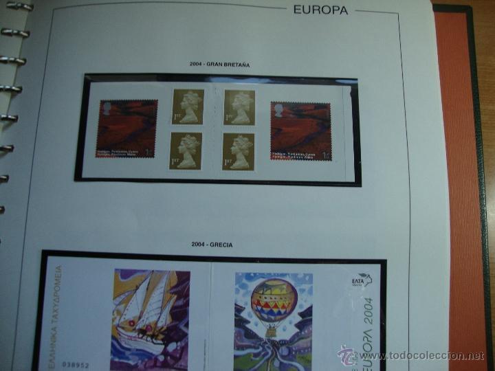 Sellos: CARNET TEMA EUROPA AÑO 2004 NUEVOS PERFECTOS VER FOTOS - Foto 6 - 48422757