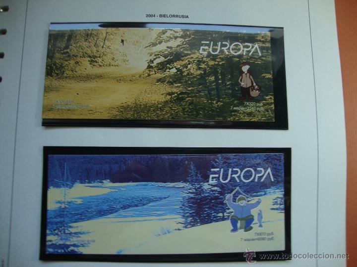 Sellos: CARNET TEMA EUROPA AÑO 2004 NUEVOS PERFECTOS VER FOTOS - Foto 13 - 48422757