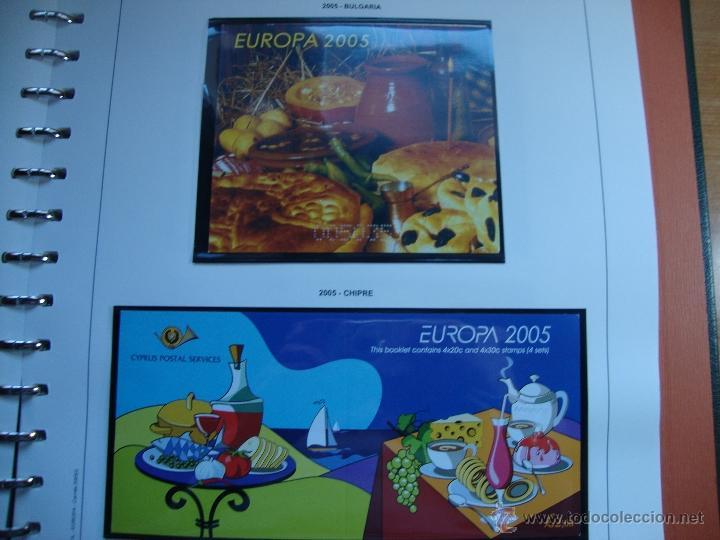 Sellos: CARNES TEMA EUROPA AÑO 2005 PERFECTOS VER FOTOS - Foto 2 - 48423057