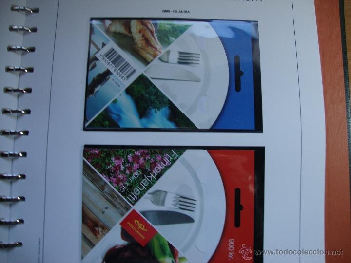 Sellos: CARNES TEMA EUROPA AÑO 2005 PERFECTOS VER FOTOS - Foto 3 - 48423057