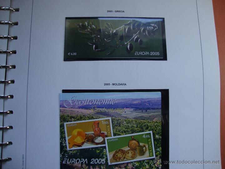 Sellos: CARNES TEMA EUROPA AÑO 2005 PERFECTOS VER FOTOS - Foto 4 - 48423057