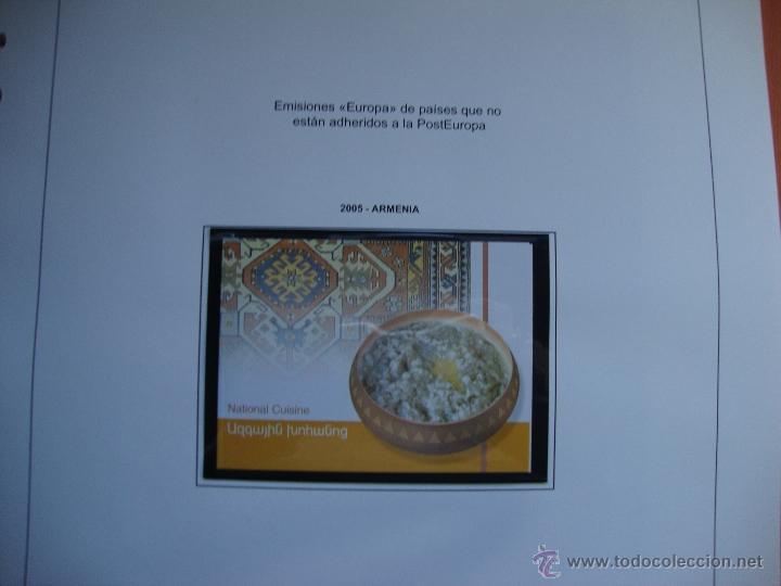 Sellos: CARNES TEMA EUROPA AÑO 2005 PERFECTOS VER FOTOS - Foto 6 - 48423057