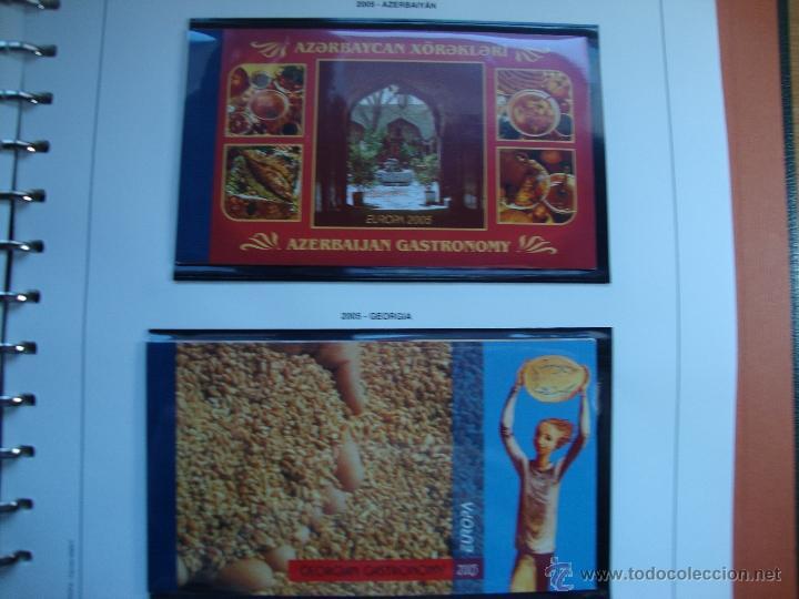 Sellos: CARNES TEMA EUROPA AÑO 2005 PERFECTOS VER FOTOS - Foto 7 - 48423057