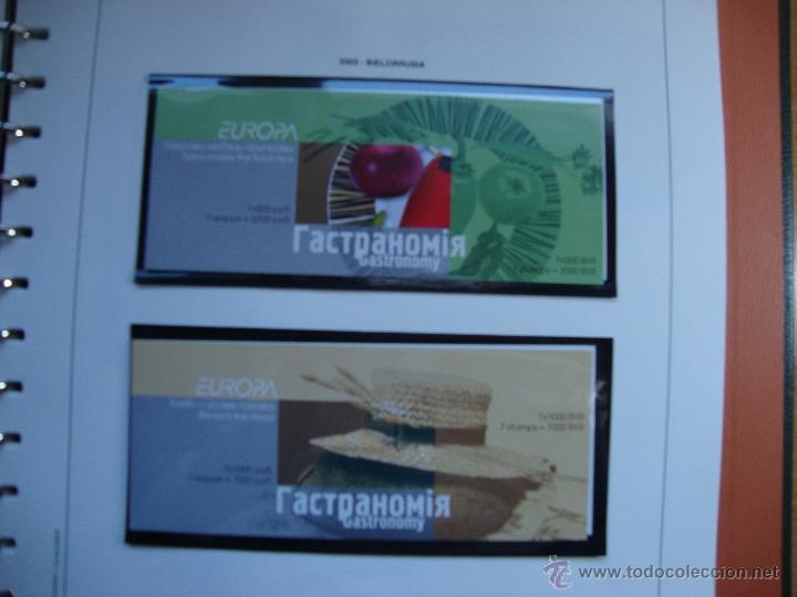 Sellos: CARNES TEMA EUROPA AÑO 2005 PERFECTOS VER FOTOS - Foto 8 - 48423057