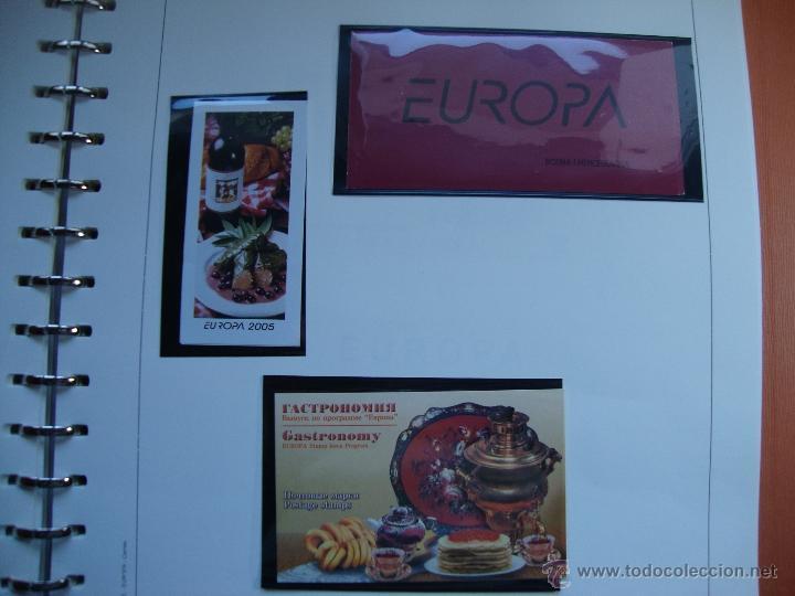 Sellos: CARNES TEMA EUROPA AÑO 2005 PERFECTOS VER FOTOS - Foto 9 - 48423057