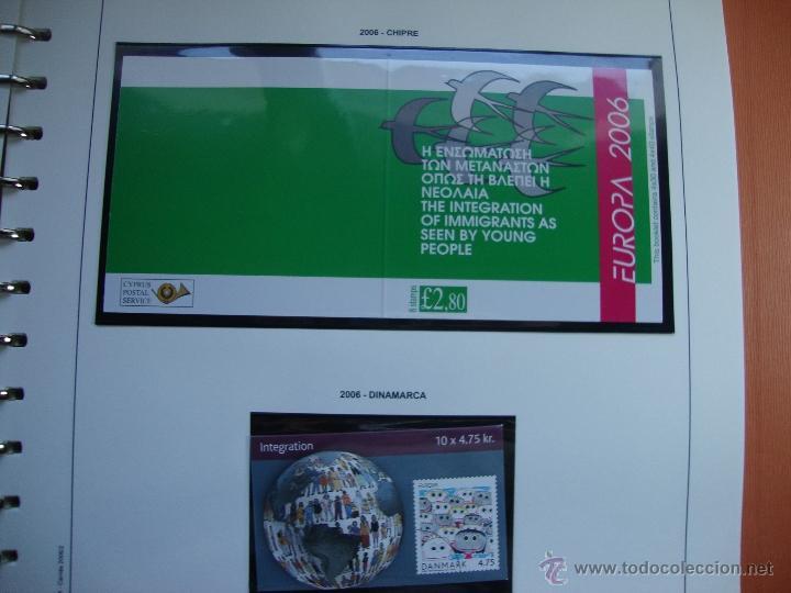 Sellos: CARNETS EUROPA AÑO 2006 PERFECTOS VER FOTOS - Foto 2 - 48423594