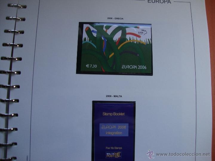 Sellos: CARNETS EUROPA AÑO 2006 PERFECTOS VER FOTOS - Foto 3 - 48423594