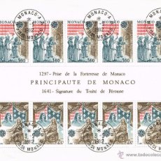 Stamps - PRO EUROPA 1982 MÓNACO EUROPA CEPT MNH¨** - 68896757
