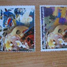 Sellos: TEMA EUROPA AÑO 2003 ARMENIA NUEVOS SIN CHARNELAS. Lote 49436451