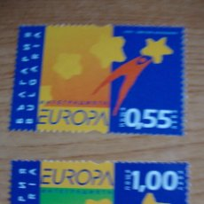 Sellos: TEMA EUROPA 2006 BULGARIA.NUEVOS SIN CHARNELAS. Lote 49467969