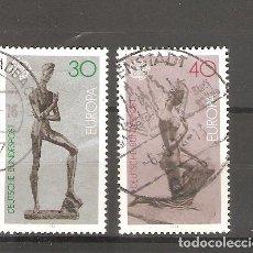 Sellos: SELLOS DE ALEMANIA FEDERAL USADOS 1974. Lote 63491288