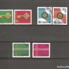 Sellos: SELLOS DE ALEMANIA FEDERAL USADOS EUROPA VARIOS AÑOS 16/10. Lote 63591676
