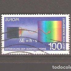 Sellos: SELLOS ALEMANIA FEDERAL 24/10 AÑO 1994 EUROPA. Lote 63696731