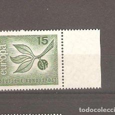 Sellos: SELLOS ALEMANIA FEDERAL SIN USAR NUEVOS 24/10 AÑO 1965 EUROPA. Lote 63959959