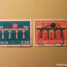 Sellos: EUROPA - ITALIA 1959-1984 . Lote 96534835