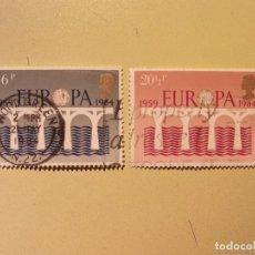 Sellos: EUROPA - GRAN BRETAÑA - 1959-1984. Lote 96534927