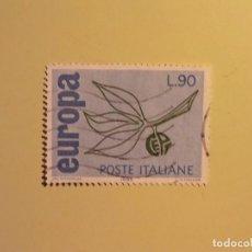 Sellos: EUROPA - ITALIA 1965. Lote 96539823