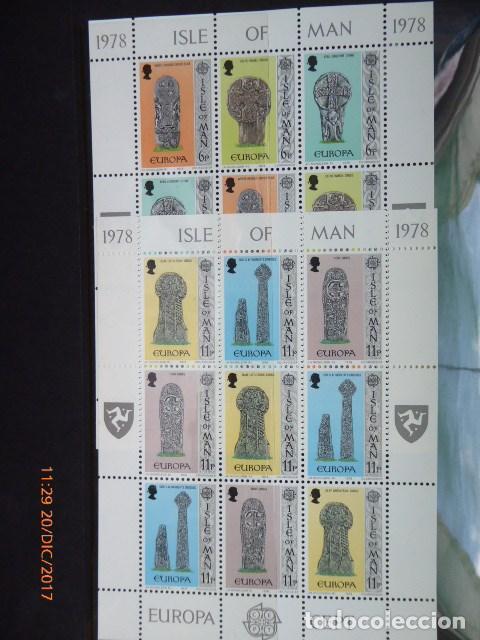 Sellos: clasificador con 62 hojitas , cept, años 1978 al 1985, - Foto 19 - 108724387