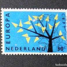 Sellos: SELLO 1962 HOLANDA EUROPA CEPT. Lote 114632735