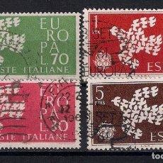 Sellos: EUROPA CEPT DE 1961 - 1/1. Lote 118588787