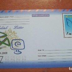 Sellos: EUROPA CEPT AZERBAIYAN 2008 (HOJA BLOQUE). Lote 120144267