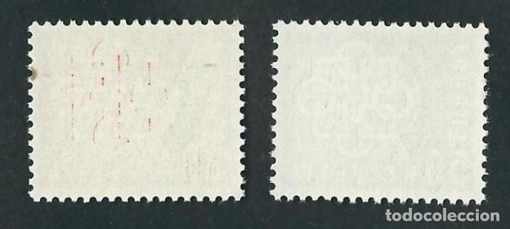 Sellos: SUIZA 1959 eUROPA cEPT Conferencia europea postal - Foto 2 - 121889927