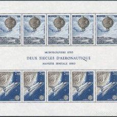 Francobolli: SELLOS MONACO 1983 Y&T 1365/66** EUROPA CEPT. Lote 134601746
