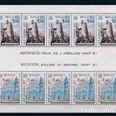 Sellos: MONACO 1977 EUROPA CEPT. Lote 135329422