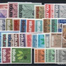 Sellos: TEMA EUROPA AÑO 1965 COMPLETO***. Lote 137147302