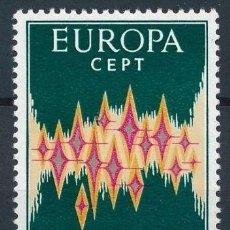 Sellos: SELLO ANDORRA 1972 EUROPA CEPT EDIFIL 72** NUEVO. Lote 151107946