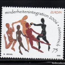 Sellos: AUSTRIA 2432** - AÑO 2006 - EUROPA - LA INTEGRACION. Lote 146254566