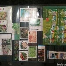 Sellos: LOTE DE SELLOS NUEVOS DEL TEMA EUROPA DEL AÑO 2011. Lote 147372444