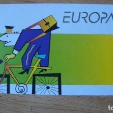 Sellos: TEMA EUROPA CARNET BULGARIA AÑO 2008 PERFECTO. Lote 159420498