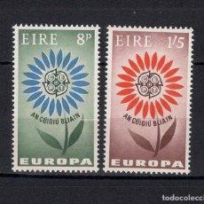 Sellos: IRLANDA 1964 ** NUEVO EUROPA CEPT - 5/20. Lote 164793734