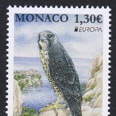 Sellos: MONACO 2019 EUROPA 2019 NATIONAL BIRDS. Lote 167171544