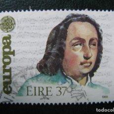 Timbres: IRLANDA, 1985* TEMA EUROPA. Lote 169817996