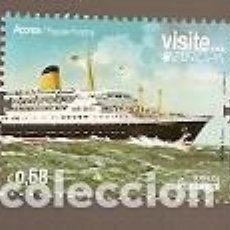 Sellos: PORTUGAL ** & CPTE EUROPA, VISITE AZORES, PAQUETE FUNCHAL 2012 (6867). Lote 171219974