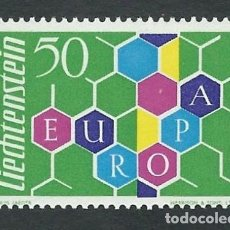 Sellos: SELLO LIECHTENSTEIN 1960 Y&T 355** EUROPA CEPT . Lote 177838924