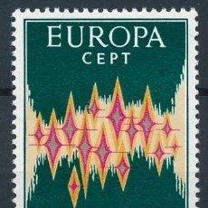 Sellos: SELLO ANDORRA 1972 EUROPA CEPT EDIFIL 72** . Lote 177956107