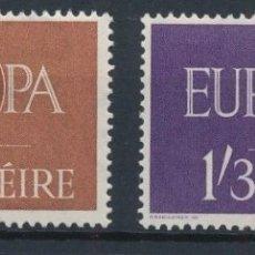 Sellos: SELLOS IRLANDA 1960 Y&T 146/7** EUROPA CEPT . Lote 177958012